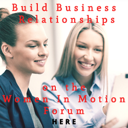 Women In Motion Business Grouup